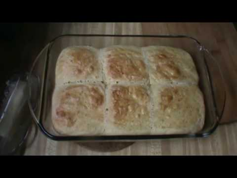 Pumpkin Bread Roll
