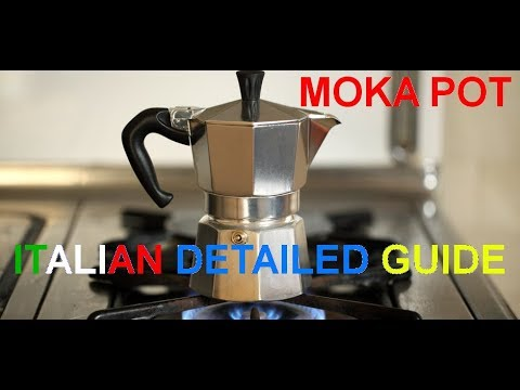 Make the best coffee with ( Bialetti ) moka pot - My detailed guide