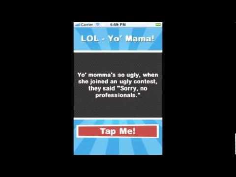 Yo mamma jokes slideshow