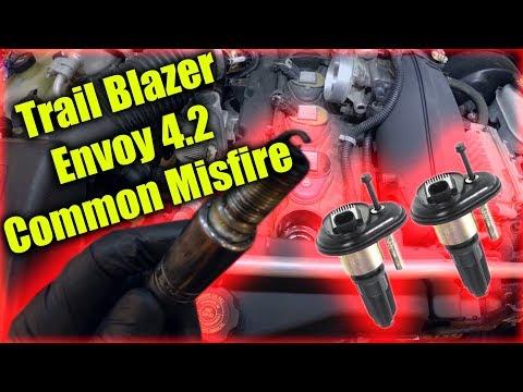 Trail Blazer Envoy 4.2 Common Misfire