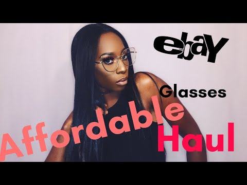 ff431946b8d1 ... Rx Eyeglass Frames - Dorky Thrifters · Affordable eBay Glasses Haul   TRY ON