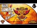KAUAA UDDD | BATTLE MASTERS - 31st Aug & 1st Sept | STR乛KarmaYT | PUBG Mobile 0.14