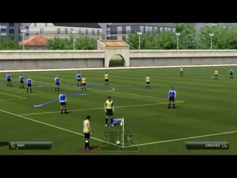 FIFA 14 Tutorial: Best Custom Set-Piece! How to score goals from corners