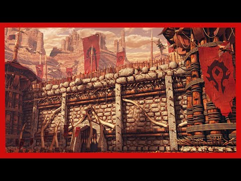 Orgrimmar - World of Warcraft Lore