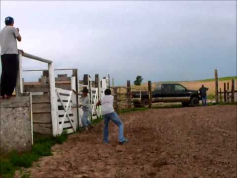 Oglala Boys 2012-2013 Ranch Bronc Riding