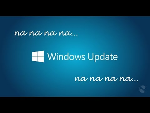Save data by disabling windows update on Windows 10!