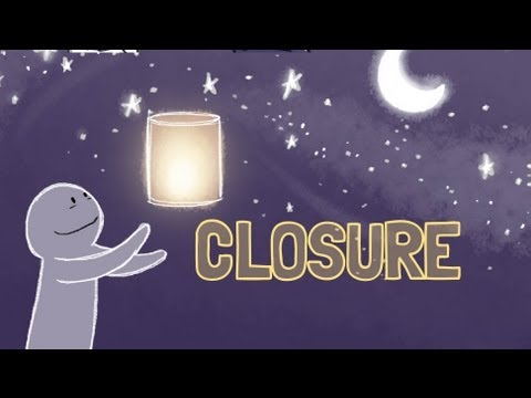 How to Move On and Find Closure