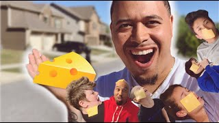 Download CHEESE CHALLENGE ON MY ENTIRE FAMILY! (HILARIOUS) | MIGHTYDUCK Video