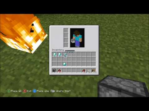 How to Duplicate Items in MineCraft: Xbox 360 Edition AFTER the Patch! [Multiplayer]