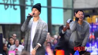 "Justin Bieber - ""Sorry""  Live on The Today Show"
