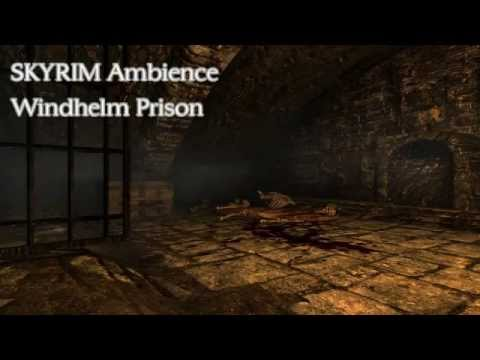 SKYRIM Ambience - Windhelm Prison