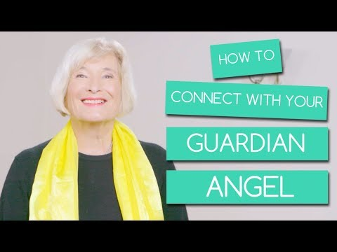How to Connect with Your Guardian Angel for Ascension - Diana Cooper