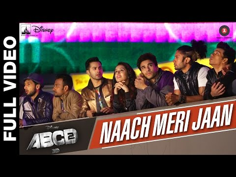 Xxx Mp4 Naach Meri Jaan Full Video Disney 39 S ABCD 2 Varun Dhawan Amp Shraddha Kapoor Sachin Jigar Dance 3gp Sex