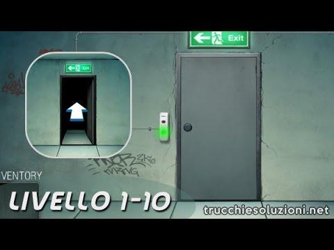 Soluzioni Can You Escape 25 Livello 1-10 (Walkthrough)