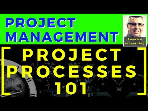 Lesson 1 - Project Management 101 - Intro to project management, scope, project planning, scheduling