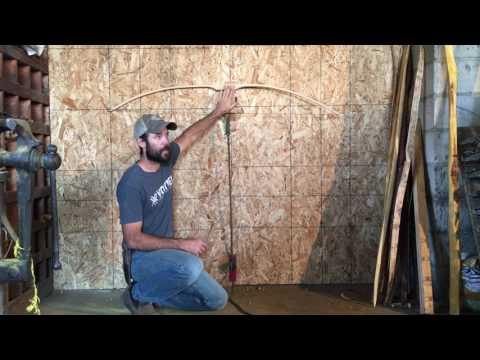 Tillering Rack for longbows, recurves, selfbows.