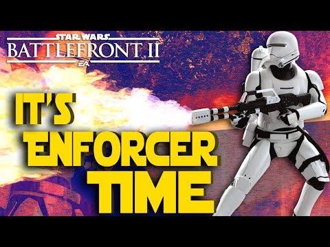 Flame Trooper, Wookie, Death Trooper, B2 Battledroids! - Star Wars Battlefront II Live Stream