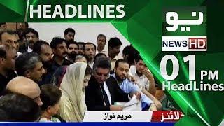 News Headlines - 01:00 PM | 13 June 2018 | Neo News