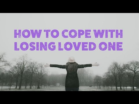 THE GRIEVING PROCESS-10 Tips of How to Cope With Losing a Loved One-Epi #16