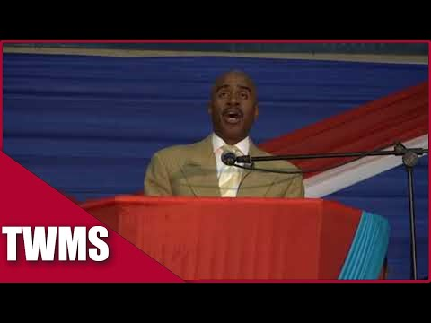 Apostle Gino Jennings - Was asked to go to POLICE STATION in JAMAICA - MR. VEGAS LIED ON GINO