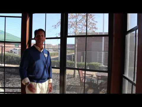 Charlotte 3- season or 4-season room with Eze-Breeze® windows