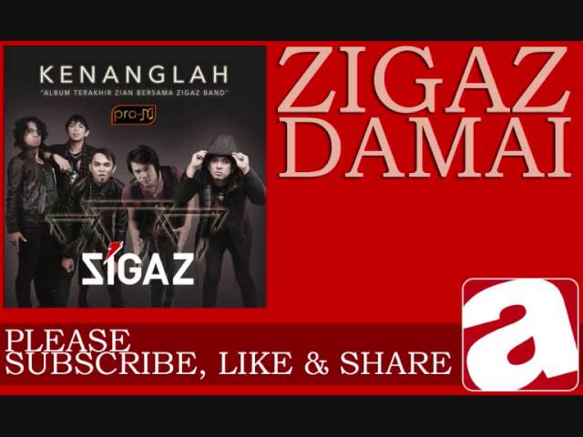 Download Zigaz - Damai MP3 Gratis