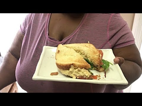 SoulfulT How To Make Vegan Chicken Salad