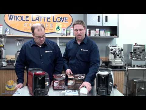 Start Up Guide to the Bosch Tassimo Suprema
