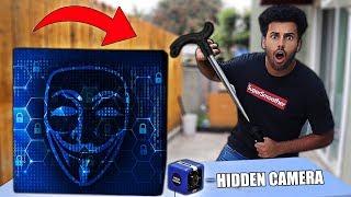 I Bought A $500 Spy Gadgets DARK WEB Mystery Box 2!! *SECRET WISH EDITION!!*