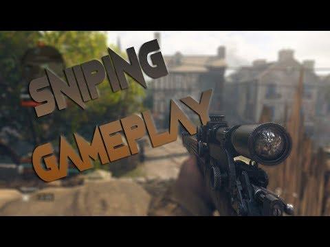 WW2 Sniping Gameplay |Aro Sniping ZA
