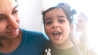 The Time My Family Visits For The First Time (Day 790)