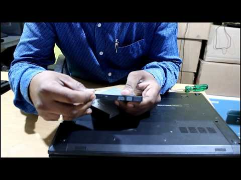 Dell Inspiron 3542 Optical Drive Replacement