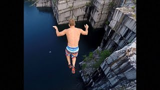 Most Insane Water Jumps of ALL TIME!😲 compilation