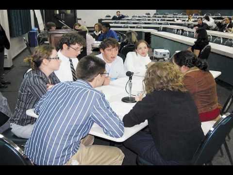 High School Ethics Bowl Informational Video