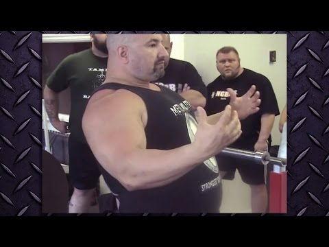 Metal Militia Bench Press Techniques for Powerlifters