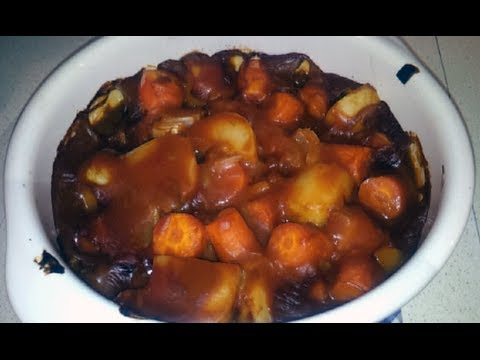 How To Make Easy Oven Baked Beef Stew