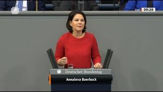 Annalena Baerbock zur Organspende