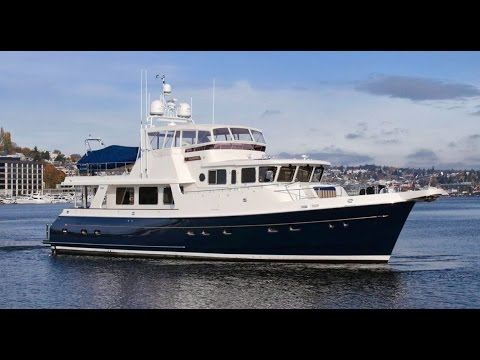 Fleming Yachts 58 (2018-) Features Video - By BoatTEST com