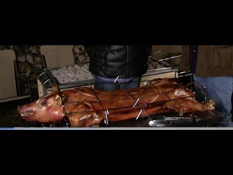 How to Cook a Whole Pig in Under 5 Hours (Episode #340) Airdate 11/26/17