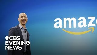 Download Jeff Bezos accuses National Enquirer publisher of extortion Video