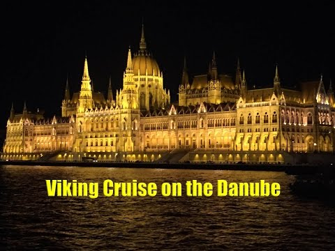 Danube River Cruise with Viking - The Adventures of Pat and Penny