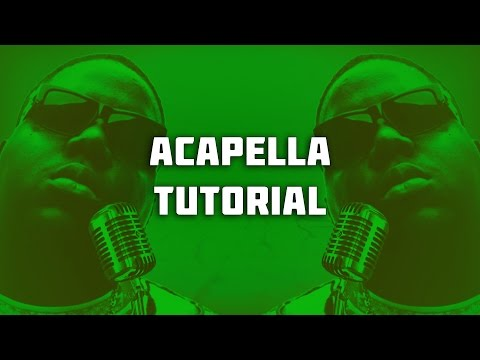 How To Add Acapellas To Your Beats 🎤 (Acapella Tutorial)