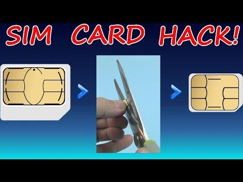DIY SIM Hack: Micro-SIM To Nano-SIM Conversion (Google Pixel Target)