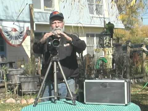 Gear Talk: Hawke Spotting Scope