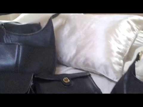 My Coach Handbag Collection
