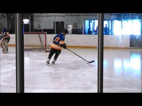 Base Hockey Super Natural Ice Test Tyler Wilsey