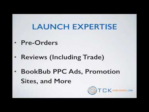 A Small Press for Literary Agents - TCK Publishing