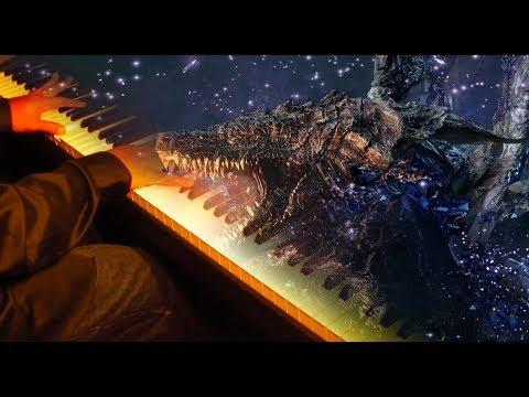 Darkeater Midir Dark Souls III on Piano