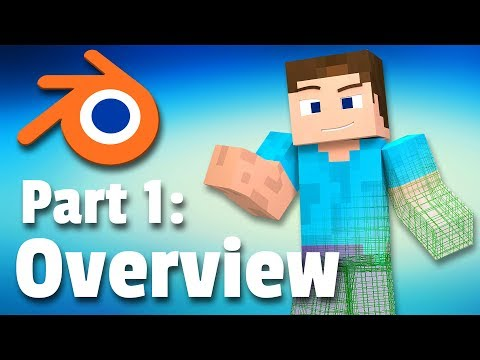 Making a Minecraft Animation | Part 1: Overview (Tutorial)