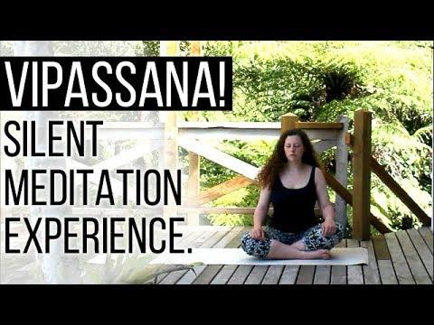 MY VIPASSANA EXPERIENCE! | 10 Day Silent Meditation Retreat.